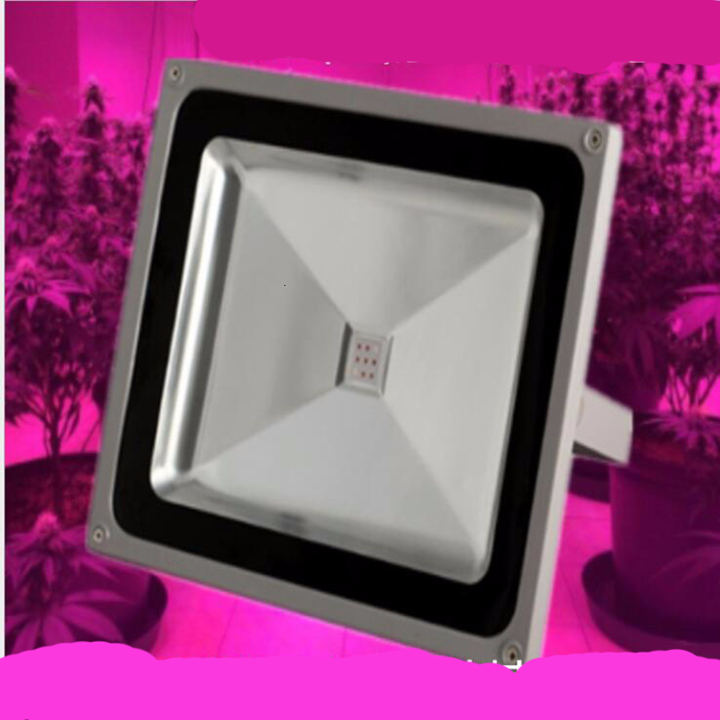 10pcs Water Proof  LED Grow Lights  10W / 20W / 30W /  50W   Hydroponic Plant Flowers Vegatables Plant Growing Lamp Super Bright