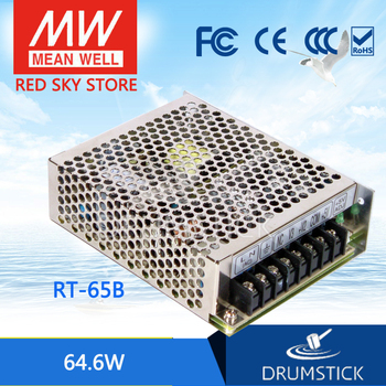 Ankang MEAN WELL RT-65B meanwell RT-65 64.6W Triple Output Switching Power Supply [powernex] mean well original hvgc 150 1400b 12 107v 1400ma meanwell hvgc 150 149 8w led driver power supply b type