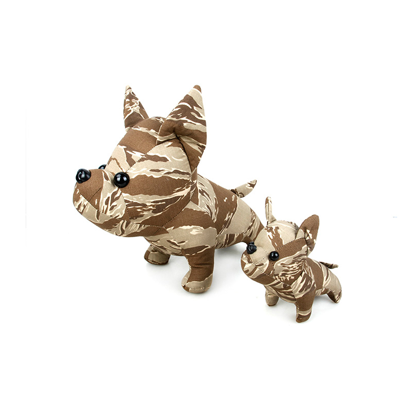 2019 NEW Tiger Stripes Tactical Dog Doll   SST Tactical Doll Size S M