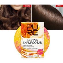 6 цветов, 62 г, шампунь для волос ручной работы, мыло, холодная обработка, корица, имбирь, шампунь, бар, чистые шампуни для волос, средство для ухода за волосами, 40