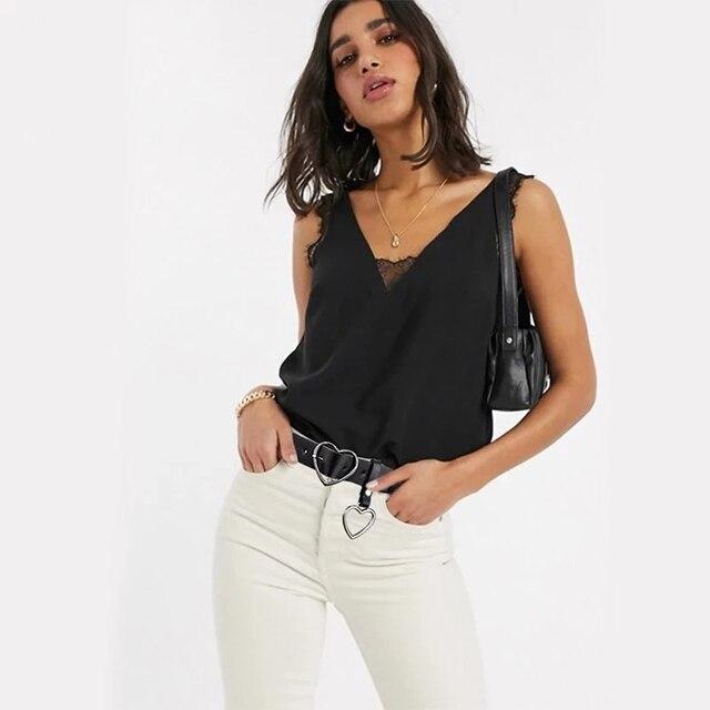 CARTELO Genuine leather ladies high quality alloy love pin buckle fashion retro belt dress jeans decorative ladies cute belts