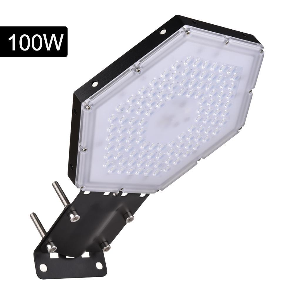 Honeycomb LED High Bay Light 100W Industry Light Garages Lamp Street Light Mining Ceiling Lights Workshop Lighting 220V Ip65