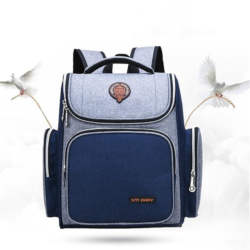 Children School Backpacks For Boys Large Capacity Orthopedic Satchel Children School Bags Girls Schoolbag Student Backpack Sac