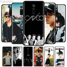 CNCO Christopher Velez Cases for Xiaomi Redmi Note 8 8T 7S 7 6 K20 Pro 8A 7A 6A Shell Black Soft Silicone Cover Coque(China)