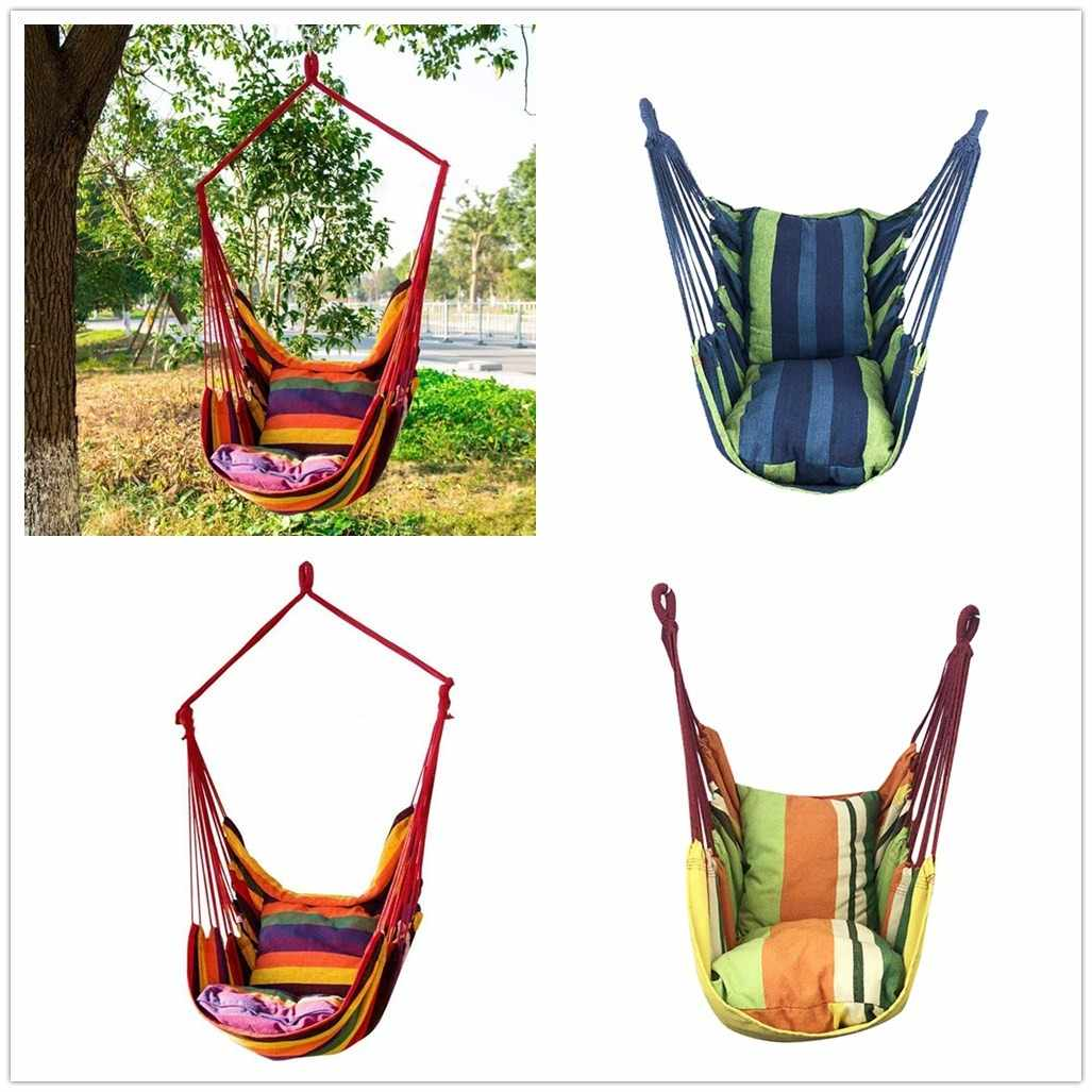 Portable Outdoor Camping Tent Hanging Swing Chair Camping Hammock Outdoor Garden Adults Kids Hanging Chair Furniture Hammock Aliexpress