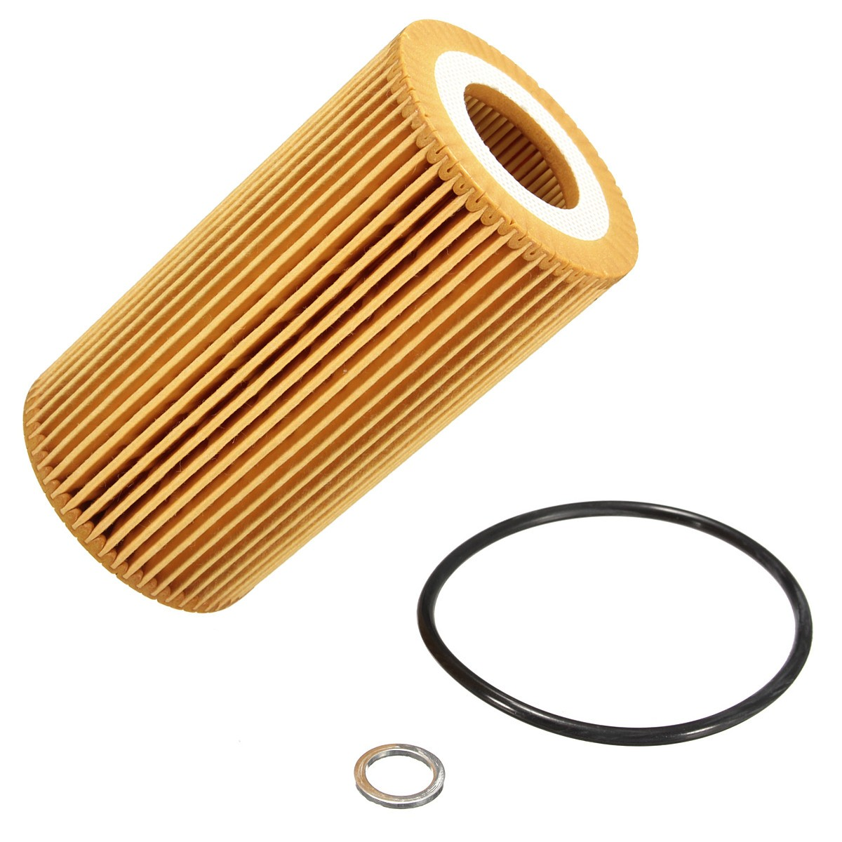Yellow Engine Oil Filter For Land Rover Freelander 1 2.0L TD4 For BMW 2000-2006 LRF100150LR