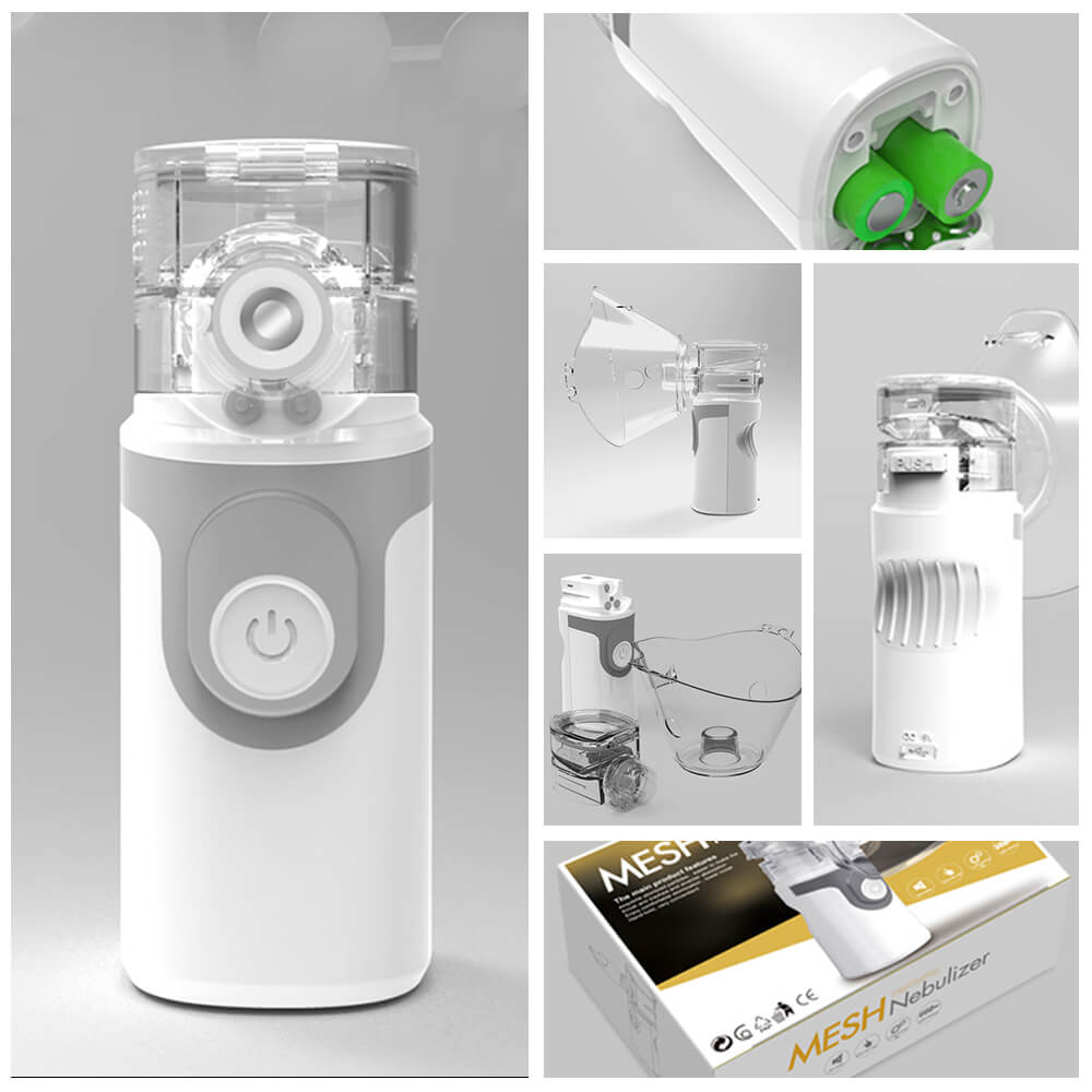 Portable Breath Ease Nebuliser