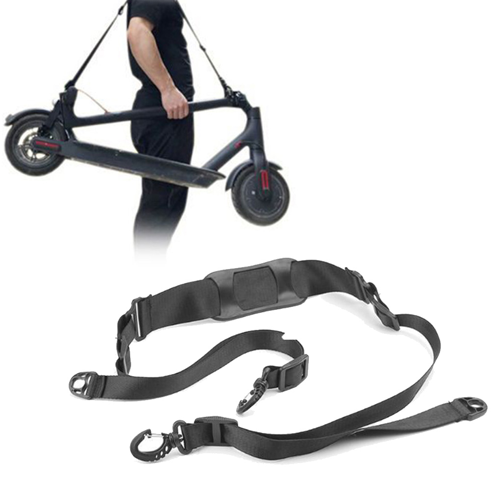 Scooter Carrying Shoulder Straps Belt For Xiaomi Mijia For M365 M187 Pro Scooter Ninebot ES1 ES2 Scooter Accessories