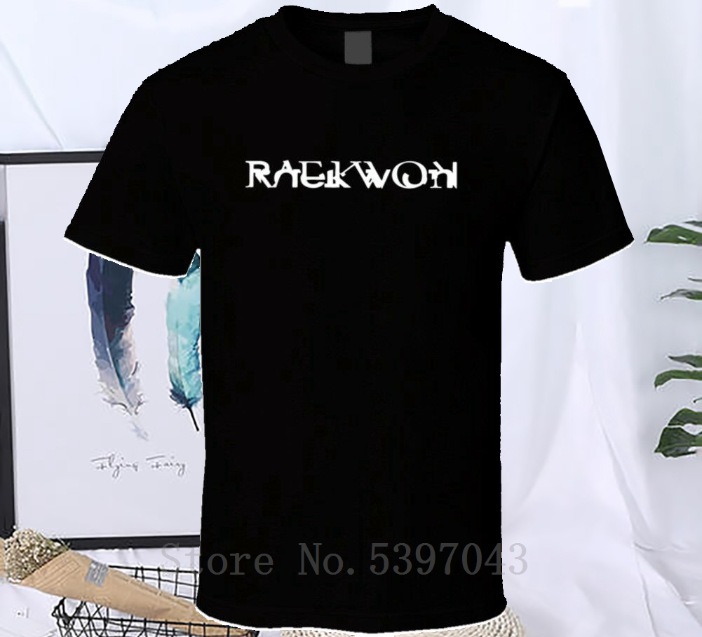 Raekwon New Arrival 90s Rapper Music Lovers T Shirt Popular T Shirt For Men Loose Men's Tshirt Solid Color Round Neck image