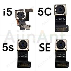 Image 3 - Originalหลักด้านหลังกล้องFlexสำหรับiPhone 6 6S Plus SE 5s 5 5cด้านหลังกล้องFlex Cableซ่อมอะไหล่