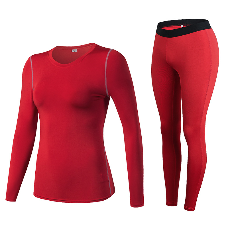 Fanceey Anti Microbial Thermal Underwear Women Quick Dry Long Johns For Women Second Skin Winter Female Thermo Underwear Sets