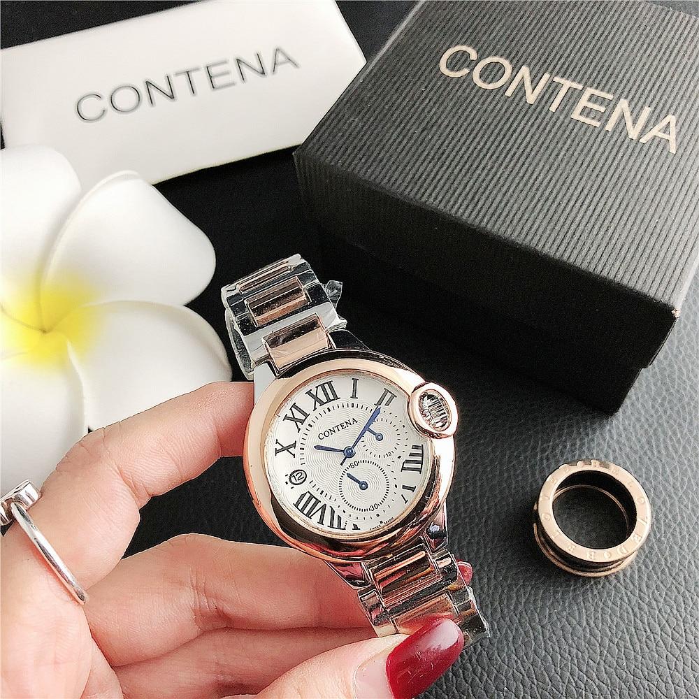 6721YY    New Roman Numeral Calendar Men's Ladies Watch Manufacturers Wholesale