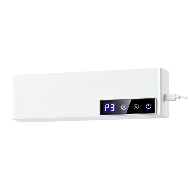 USB Ozone Air Purifier Sterilization Disinfection Generator Purification Home Toilet Deodorizer Pet Deodorizer Touch Air Ionize
