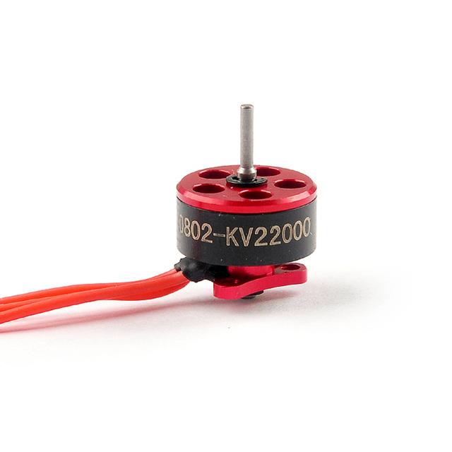 Happymodel SE0802 0802 1-2S Brushless Motor 22000KV 14000KV 25000KV 1.0mm 0.8mm Shaft Diameter Mini Motors for FPV Drone Quad