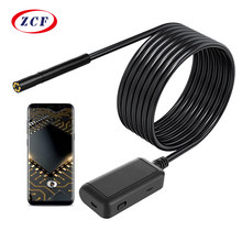 F220 5.5 มม.WIFI Endoscope กล้อง HD1920P 5.0mp inspectioin borescope IP68 กันน้ำ USB endoscopy กล้องสำหรับ Android IPhone(China)