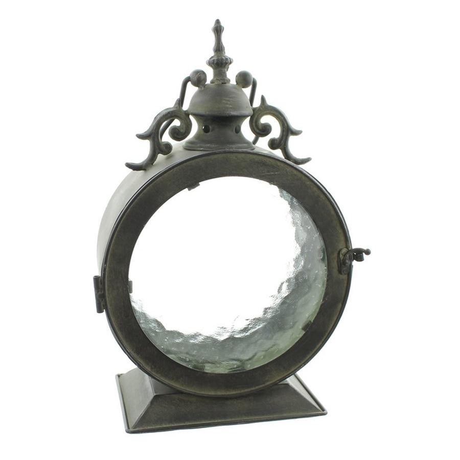 Bougeoirs pour cierges en bougeoir en fer forgé pièce maîtresse décor à la maison lanterne suspendue décor à la maison bougeoirs Vintage II50ZT