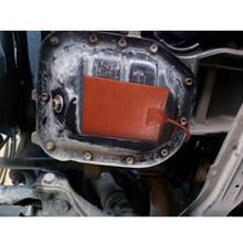 ALLOMN silnik samochodowy miska olejowa podgrzewacz zbiornika Pad 250W olej silikonowy poduszka elektryczna silnik zbiornik paliwa zużycie chroń z wtyczką ue 220-240V tanie tanio Rdzeń nagrzewnicy Śluzowej typu podgrzewacz Tank Heater Pad Sump Heater Pad Oil Pan Heater Pad Car Engine Heating Pad