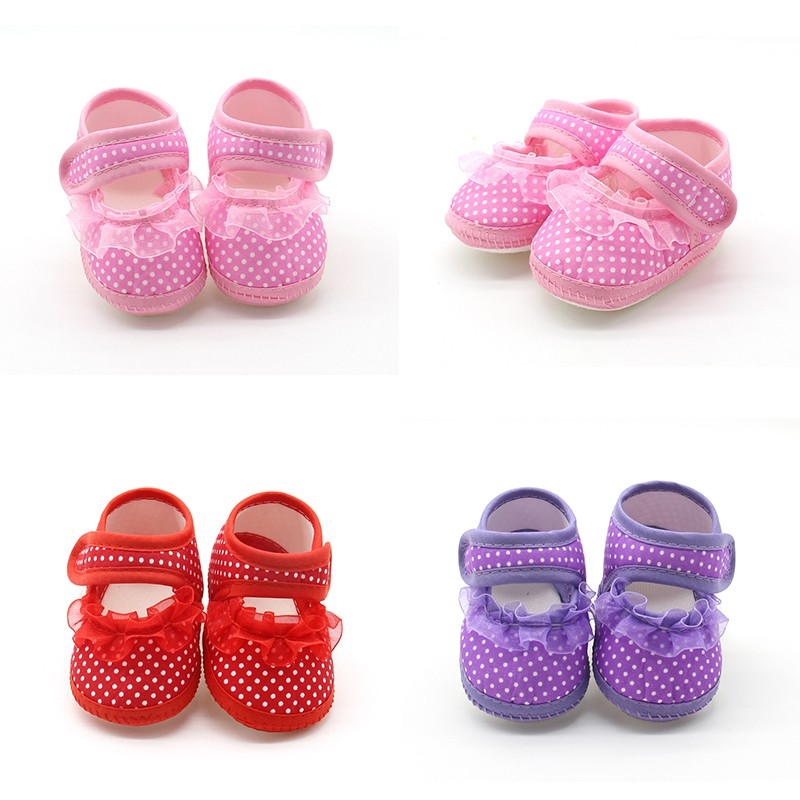 Baby Shoes Baby Girl Soft Shoes Soft Comfortable Bottom Non-slip Fashion Crib Cotton Shoes 2020 0-18 Months Infant First Walkers