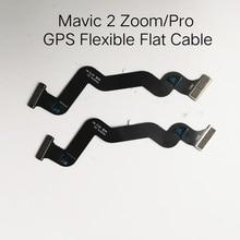 цена на New For DJI Mavic 2 Pro/Zoom GPS Flexible Flat Cable Wire Gimbal Flat Ribbon Flex Cable Repair Parts For DJI Mavic 2 Pro/Zoom