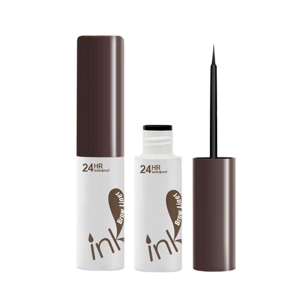 Waterproof Eyebrow Dyeing Solution Eyebrow Molding Tattoo Pencil Long Lasting Sketch Liquid Eyebrow Makeup Eyebrown Liquid J71