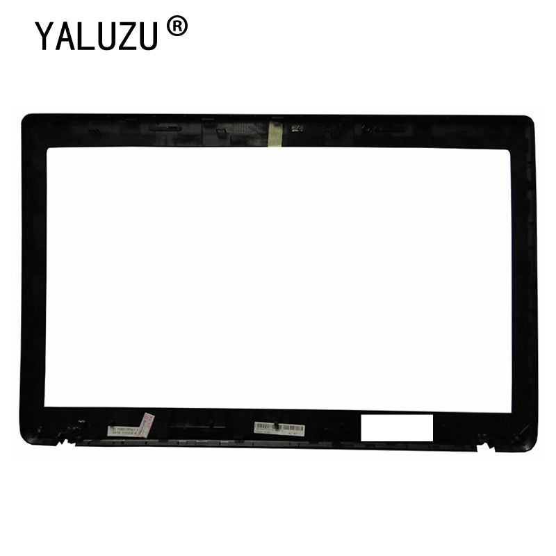 YALUZU New Laptop Top Cover For Asus K52 A52 X52 K52f K52J K52JK A52JR X52JV A52J Screen Frame  Front Bezel Case