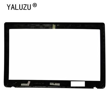 YALUZU New Laptop Top cover For Asus K52 A52 X52 K52f K52J K52JK A52JR X52JV A52J Screen Frame  Front Bezel case цена 2017