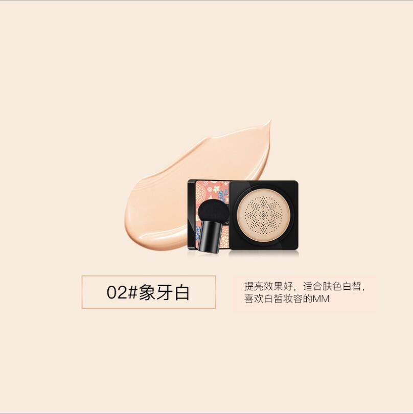 + cogumelo esponja puff maquiagem menina t0900