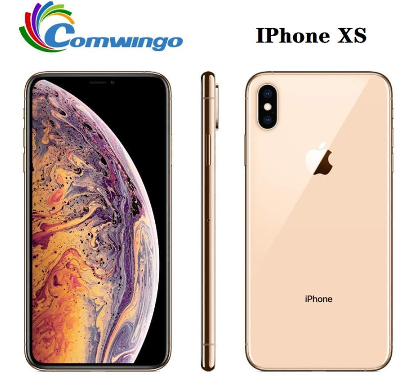 Original Unlocked Apple iphone XS 4G LTE  1