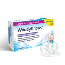 WoodyKnows Nasal Dilators (2nd Generation) Nose Vents, Nasal Congestion Snoring Snore relief reducing Nasal Strips Breathe Right стоимость