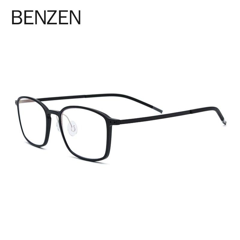 BENZEN lunettes pour ordinateur TR90 Anti lumière bleue verre hommes lunettes de lecture lunettes de protection lunettes lunettes de jeu femmes