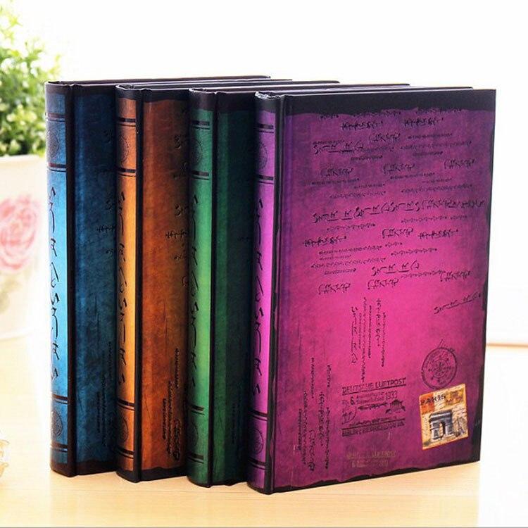 2020 A5 Book Planner Supplies School Supplies Business Notebooks Leather Organizer Cute Office Supplies