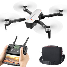 4K Drone 5G WIFI FPV With 1080P HD Camera GPS Quadrocopter Brushless Foldable Hover RC Helicopter Professional Drone With Camera цены онлайн