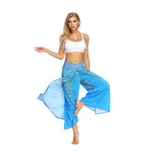 Womail Yoga Hosen Frauen Casual Sommer Lose Yoga Hosen Baggy Boho Aladdin Harem Hosen I400819(China)