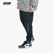 VIISHOW 2019 Autumn Black Fitness Men Sportswear Streetwear Cool Hip Hop Pants Casual KC1982193