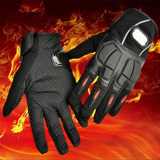 Gants de Moto, gants pour motocyclette, complets, PRO motard, livraison gratuite