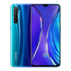 Realme X2 8 ГБ/128 ГБ, жемчужный синий (жемчужный синий), две SIM-карты