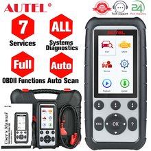 Autel MaxiDiag MD806 Pro OBD2 Car Auto Diagnostic Scanner Tool OBDII Code Reader with Full System/DTC Lookup/Oil Reset/EPB/SAS