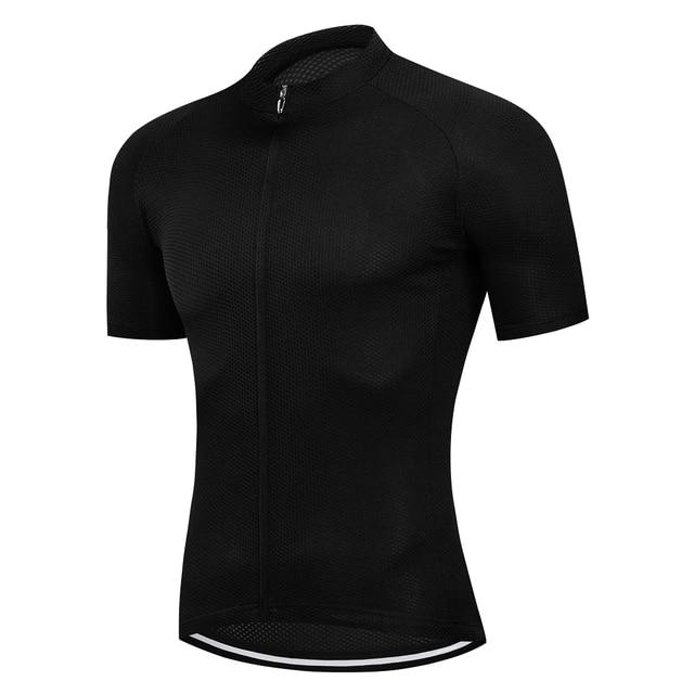 Men Short sleeve Cycling Jersey Mtb Road Bicycle Shirt Summer Breathable Bike Jersey Cycling Clothing Maillot Ciclismo