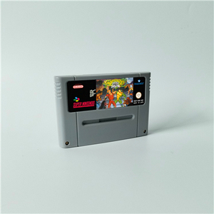 Image 1 - Battletoads & Double Dragon   Action Game Card EUR Version English Language