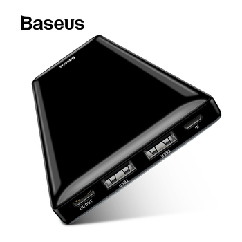 Baseus 20000mAh Power Bank For iPhone 11 Pro Max 2019 Huawei Samsung External Battery USB Type C PD Fast Charging Powerbank