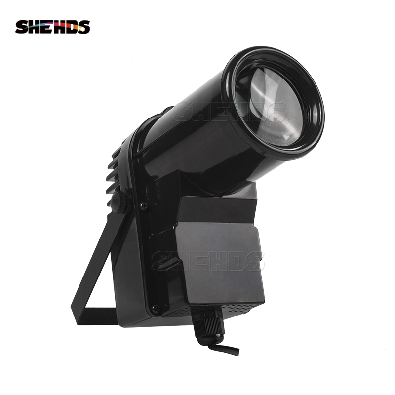 The Latest 10W Spotlight LED RGBW 4in1 Led Pinspot Beam Lights For Mirror Ball For Disco DJ Party Event Live Show