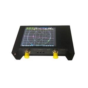 Image 3 - 2.8 بوصة مع قضية معدنية NanoVNA V2 3G ناقلات شبكة محلل S A A 2 على المدى القصير HF VHF UHF شبكة هوائي محلل