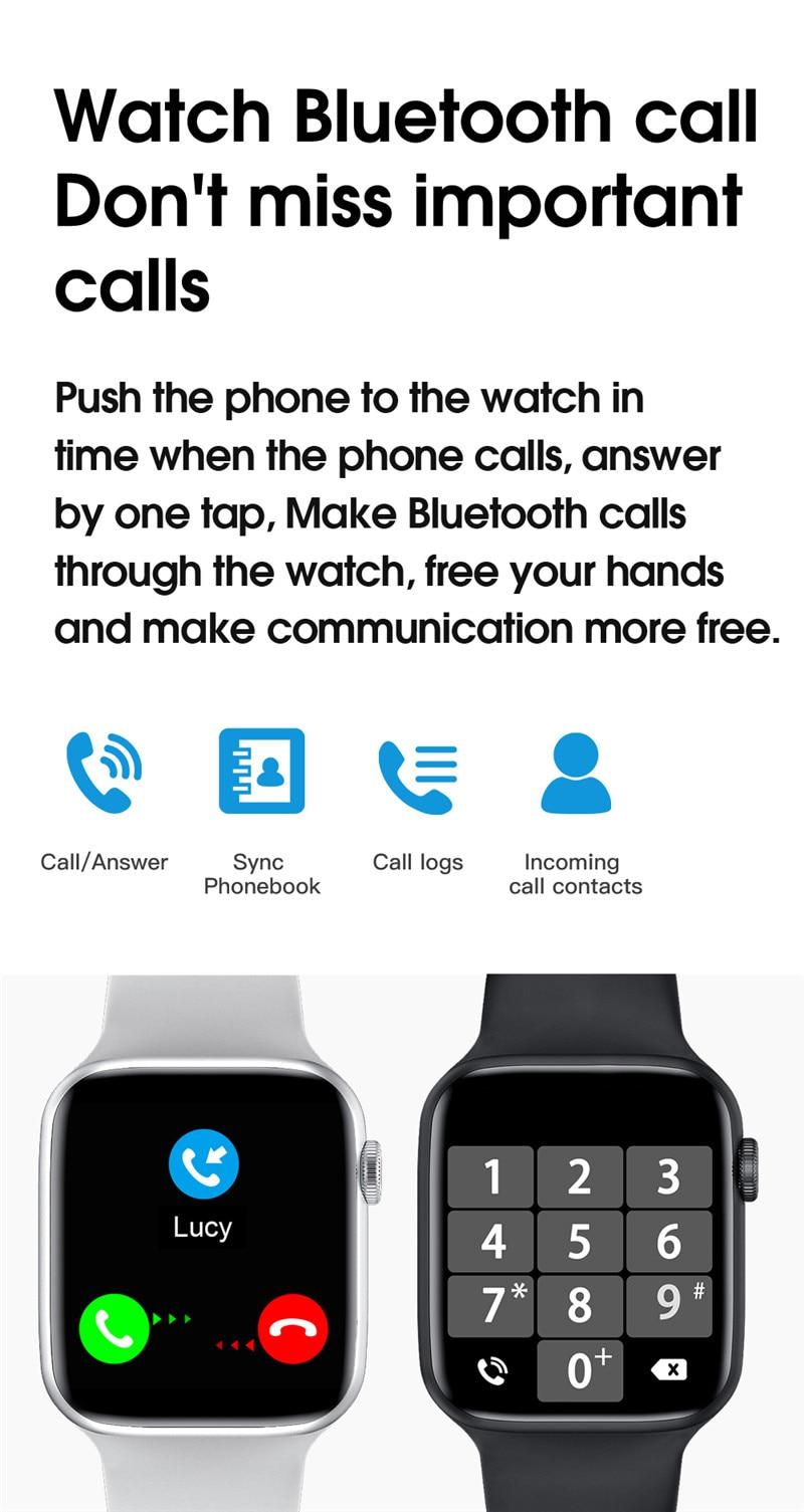 LEMFO W26 Smart Watch 5
