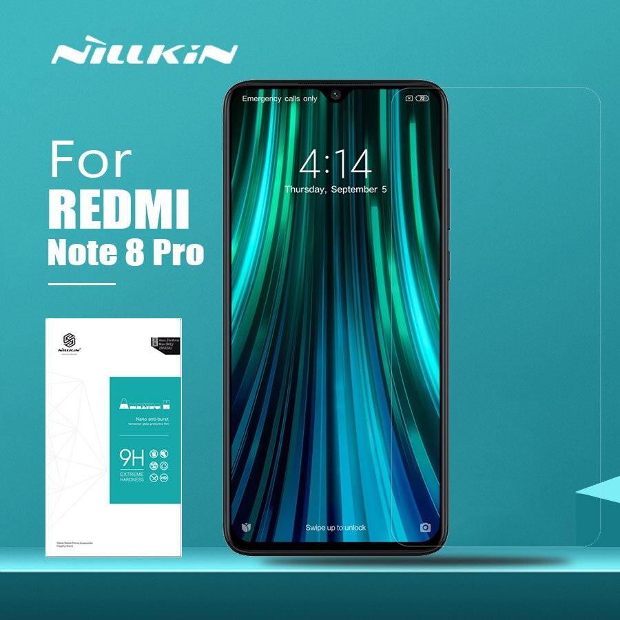 For Xiaomi Redmi Note 8T 8 7 Pro Glass Nillkin 9H Tempered Glass Screen Protector For Xiaomi Redmi Note 8T 8 7 Pro Nilkin Glass