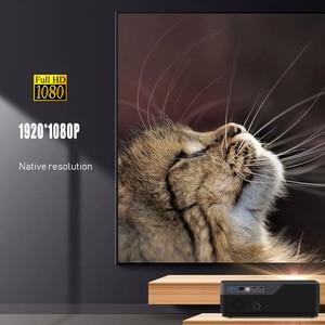 Image 2 - 2020 New BYINTEK K19 1080P Full HD LCD LED Home Theater Digital laSeR Video 3D 4K Projector Beamer(Optional Android 10 TV Box)