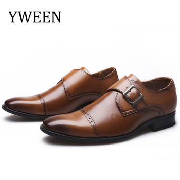 Dress Shoes Men Oxford Patent Leather Men's Dress Shoes Business Shoes Men Oxford Wedding Shoes Zapatos Altos De Hombre