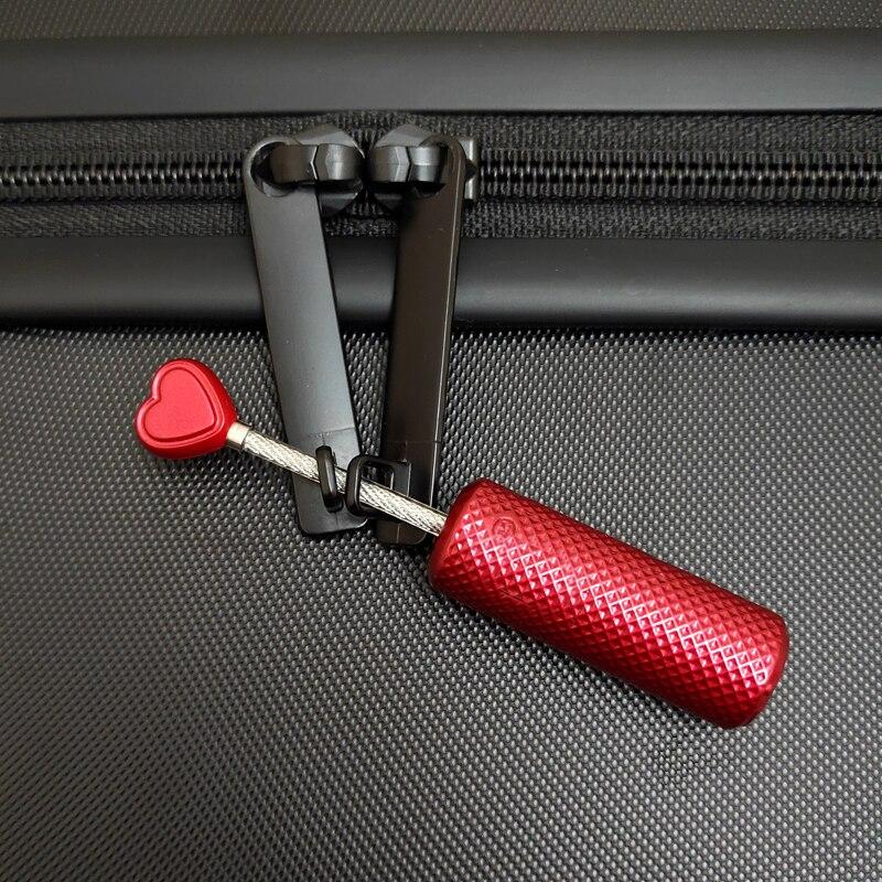 Высокое качество небольшой сплав навесной замок для багажа замки аксессуары для путешествий практичный чемодан безопасности 3 цифры кодовый Пароль замок| |   | АлиЭкспресс - По чемоданам