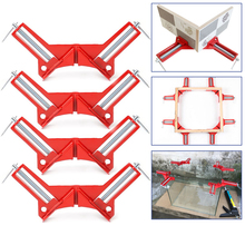 Woodworking-Tool Corner-Holder Mitre-Clamps Right-Angle-Clip Picture-Frame 100MM 90-Degree