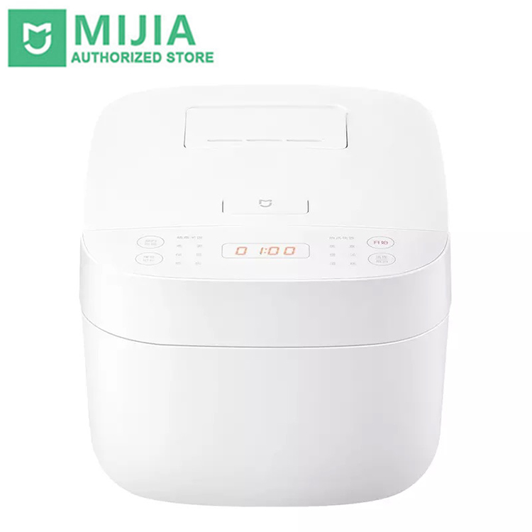 2020 NEW Xiaomi Mi 3L / 4L / 5L 220V Rice Cooker Electric Alloy Cast Iron Pot Heating Pressure Multifunction Home Appliances