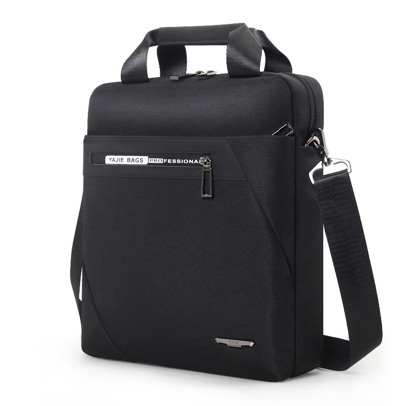 2020 New Brand Business Laptop Shoulder Bag 12 Inch Waterproof Nylon High Quality Notebook Messenger Handbag For Men Laptop Bag
